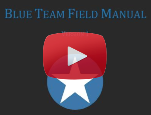 DFSP # 084 – Blue Team Field Manual